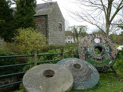 Houston's Mill, Broughshane, Co Antrim! (lorraineelizabeth59) Tags: broughshane ballymena houstonsmill mill mills millstone millstones