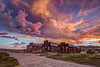 Bodie Post-storm Sunset (Jeffrey Sullivan) Tags: sunset abandoned wild west mining ghost town bodie state historic park night photography workshop eastern sierra belfort sweetwater mountains bridgeport california usa nature landscape canon 5dmarkiii photo copyright 2013 june jeffsullivan wwwjeffsullivanphotographycom hdr photomatix
