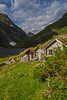 Living the high life (trojanhorse1956) Tags: norway huts scandanavia rock clouds