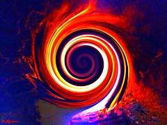 spiralex (archgionni) Tags: spirale colori spiral colors fantasia fantasy arte art fuoco fire thisphotorocks picturesque