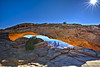 Mesa Arch - Wide View (Ray Chiarello) Tags: mesaarch canyonlands nationalpark moab utah arch sunburst rock canyon desert southwest landscape canon5dmarkiii canonef1635mmf4lisusm