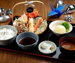 Tenya Winter Seafood Teishoku (The Hungry Kat) Tags: racksphl racks ribs racksthetasteyouremember jingebellracks pork tenya tenyaph enjoytenyaholiday tenyawish tempura