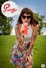 Sesión Pin Up (.RARO) Tags: vestido cómics lunares jugo summer verano moda fashion pinup indumentaria dress tatto girltatto modelo
