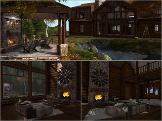 Laurel Ridge Collage: Galland Homes