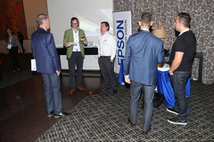 Ci2017 Activations in Sofitel's Lounge