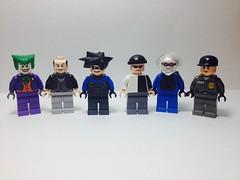 More OG figures! (HMD BrickCustoms) Tags: