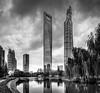 (Rob-Shanghai) Tags: lujiazui cityscape mono shanghai china leica leicaq