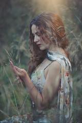 Time by javier_jayma - El tiempo pasa, los momentos especiales perduran. Modelo: Amalia Kneuer. Photo & Retouch: Javier Jayma