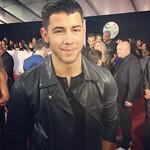Nick Jonas at the AMAs on Sunday Nov 19th 2017 thumbnail