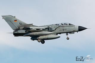 46+18 German Air Force (Luftwaffe) Panavia Tornado IDS