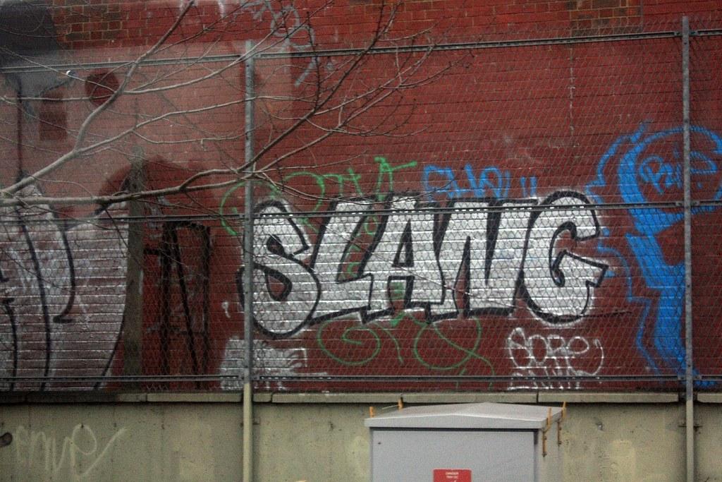 Verdens bedste fotos af graffiti og Slang - Flickr-3933