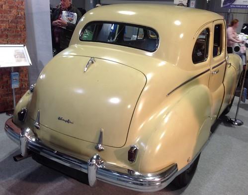 Austin A70 Hampshire (1948-50)