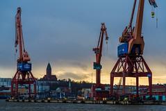 Abandoned shipyard in the city of Gothenburg. Det övergivna varvet Götaverken i Göteborg- (lmbythesea) Tags: fs171126 fotosondag overgiven