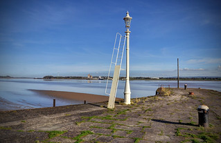 Lydney Harbour & the River Severn, Gloucestershire