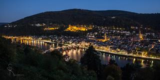 Heidelberg - Blue Hour