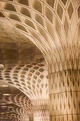 Mumbai, India (gstads) Tags: mumbai bombay india indian airport chhatrapatishivaji chhatrapatishivajiairport bom architecture line lines curve curves geometry geometric