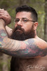 IMG_7062 (DesertHeatImages) Tags: red aedan del sol arizona mountains woods bear hairy chest belly legs lgbtq hiker furry