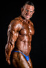 Male bodybuilder (Rick Drew - 18 million views!) Tags: pose posing posed muscled muscles fit fitness ripped pecs strong strength rip healthy
