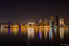 Louisville at night (Keith Drevecky) Tags: louisville kentucky night lights ohio river reflections
