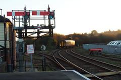 153329 Par (Marky7890) Tags: gwr 153329 class153 supersprinter 2n07 par railway cornwall cornishmainline train