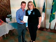 Lançamento do livro 'RIO TE QUERO RINDO', no clube de pesca Santa Felicidade