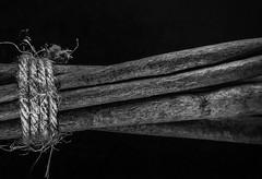 Bunch of cinnamon sticks. HMM! (Uup115) Tags: macromondays stick cinnamonsticks hmm macro lumia1520 cameraphone bw
