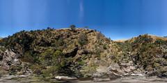 Yankalilla hill waterfalls 360 deg. (leemerchant) Tags: equirectangular waterfall walk yankalilla