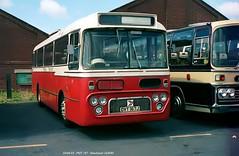 PMT 167 800824 Blackpool [jg] (maljoe) Tags: pmt potteries nationalbuscompany