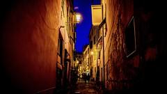 Monterosso nocturno, Cinque Terre (pepoexpress - A few million thanks!) Tags: nikon nikkor d750 nikond750 nikond75024120f4 24120mmafs pepoexpress city citynight cinqueterre monterosso liguria italy