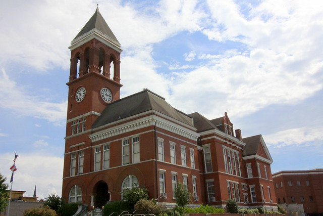 Floyd County Courthouse - Rome, GA