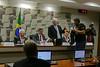 CAE - Comissão de Assuntos Econômicos (Senado Federal) Tags: cae audiênciapública privatização desenvolvimentonacional soberania segurançaenergética deputadoarlindochinagliaptsp senadorlindberghfariasptrj senadorrobertorequiãopmdbpr jairpedroferreira carlosbittencourt carranca brasília df brasil bra