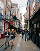 Shambles (WISEBUYS21) Tags: shambles medieval street york yorkshire alley photography couple people tourist shoppers wisebuys21 east england town citycentre old falling legs history historic 4th august 2017 04082017