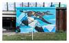 Gomad... (LukeDaDuke) Tags: graffiti graff a2 eindhoven streetart art artist goose mural