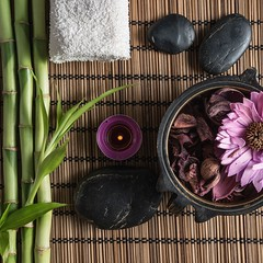 78776862_l (worldclassclubs) Tags: stones bamboo spa zen candle massage candlelight candlestick plant ayurveda grove buddhism zenlike symbol balance alternative stability care black treatment beauty natural heap pebble stone green rock concept row detail healthy handful asian boulder therapy closeup background medicine aroma aromatherapy fengshui wellness wellbeing japanese garden relax leaf leaves flower mat