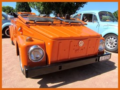 """VW 181 _ """"The Thing"""" (v8dub) Tags: vw 181 the thing volkswagen schweiz suisse switzerland neuchâtel german pkw voiture car wagen worldcars auto automobile automotive aircooled old oldtimer oldcar klassik classic collector"""