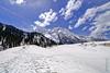 Snow 48 ... (Bijanfotografy) Tags: nikon nikond800 nikonfx fx zeiss zeiss15mm zeissdistagon15mm28 india kashmir jammukashmir jk mountainside snow sonamarg sky