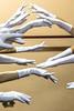 Lá lá lá lá laaaaaaaá... (Alexandre AC) Tags: balé bailarina figurino mão mãos luva