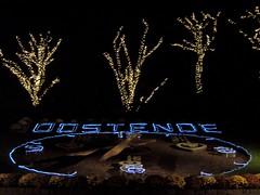 Ostend Christmas market - lights (TeaMeister) Tags: train trains boat interrail seat61 belgium belgian coast ostend tram beach skies sculpture cartoons europe europeanunion unioneuropeenee beer chocolate createyourownstory