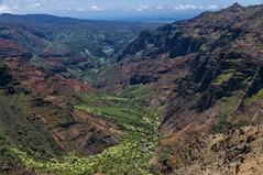 Waimea Canyon, Kauai (benereshefsky) Tags: waimea hawaii kauai canyon island landscape nature naturalbeauty waimeacanyon travelphotography travelphotographer travel