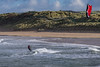 East Strand, Portrush. (apcmitch) Tags: sonya7 sea ni northern portrush kitesurf