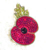 Poppy Brooch (Durley Beachbum) Tags: odc brooch metal jewellry remembrance