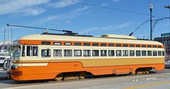 Streetcar 1075 (Charles Dawson) Tags: streetcar sanfrancisco