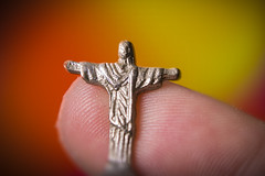 MM: Fingertip: Christ the Redeemer Miniature (Mark Photography 2017) Tags: arm artificial background belief blurred body bokeh brazil carving christ christianity close closeup color colour composition corcovado crafts cristo detail effect estatue figures finger fingerprint fingertip flash focus format frame framing freeze front gray holy horizontal human humanbeing indoor interior janeiro jesus landscape light lighting limb macro macromondays material metal metallic mondays monument photography place redeemer redentor religion religious rio sculpture setting shade silver statue theology view vignetteartscraftsphotographysettinginteriorindoorphotogenrestyletypemacromondaysmacromondaysorientationlandscapemotionfreezeframelightingflashlightartificialframingcompositioncloseupcloseupdetailformathorizontalfocusbackg