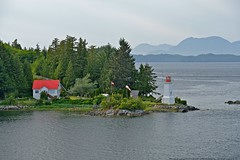 Dryad Point Lighthouse (MIKOFOX ⌘ Thanks 4 Your Faves!) Tags: june learnfromexif insidepassage canada northernexpedition ferry island xt2 mikofox pacific summer channel britishcolumbia water forest bc buildings fujifilmxt2 lighthouse marinehighway clouds xf18135mmf3556rlmoiswr