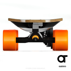 a04 _D (omardex) Tags: photoshop electric product mockup otoy octanerender c4d skateboard skate board