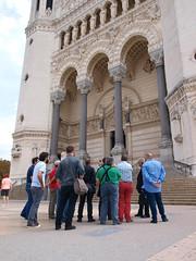 Visita a la Basílica Notre-Dame de Fourvière