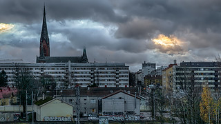 17.11.2017 Perjantaiaamu Fridaymorning Turku Åbo Finland