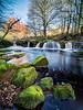 Yorkshire Bridge waterfall (Stephen Elliott Photography) Tags: peakdistrict hopevalley derbyshire bamford yorkshire bridge laowa 75mm olympus em1 mkii kase filters long exposure autumn water