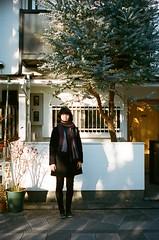 (agn01254876) Tags: contaxt3 carlzeisssonnar3528 kodakportra400 2017 京都 宇治