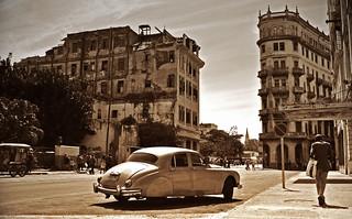 La Habana street shot